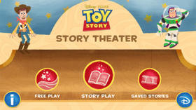 With 'Toy Story' iPad and iPhone app, youngsters can enter videos in contest to win trip to Disneyland