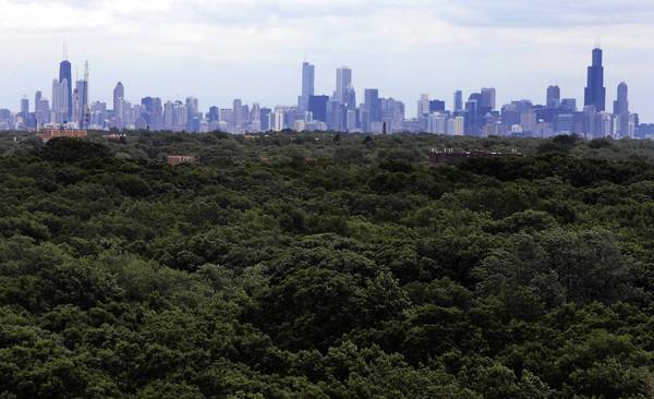 The Forest Preserve District of Cook County has a number of projects on its agenda for the next three years, including new and renovated campgrounds and interactive online maps and apps.