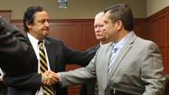 George Zimmerman Trial:  Pictures from Day Three