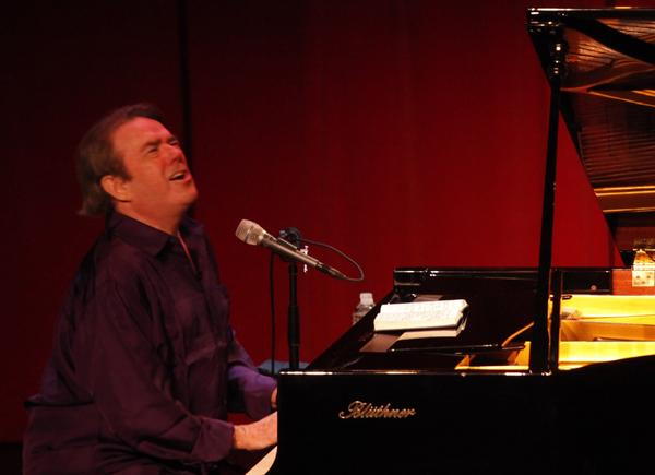 Singer and songwriter Jimmy Webb, shown during a 2010 performance in Los Angeles, will perform Saturday in MacArthur Park for the Levitt Pavilion free summer concert series.