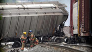 New details emerge in probe of Rosedale train derailment