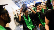 Pictures: Graduation At Hartford Public High School