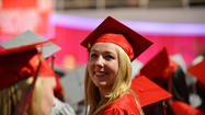 Parkland High School's 2013 graduation