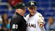 <strong>MIAMI</strong> — Teams generally don't win when they give up three triples, including two with the bases loaded, in a game. Going down in order six times doesn't bode well for victory, either. Combine the two, as the Marlins did Wednesday against the Brewers, and you get a 10-1 loss.