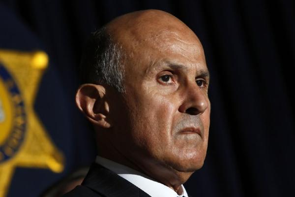 Los Angeles County Sheriff Lee Baca will be up for reelection next year.