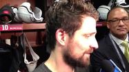Video: Sharp on Hawks' 4-3 win in 3 OTs