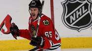 Early in what would be the longest night of anyone's recent hockey life, Andrew Shaw sized things up. The bristly, fearless Blackhawks antagonizer went face-to-torso with the Bruins' Zdeno Chara while crashing to the net, pushing and shoving with the 6-foot-9 defenseman, giving up about a foot but nothing else.