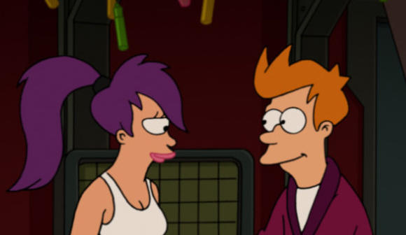 """Fry and Leela's Big Fling"""