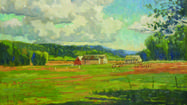 "Lyme Art Association, 90 Lyme St. in Old Lyme, presents ""Old Lyme Landscapes: A Salute to Our Founders"" from Friday, June 14, to Sunday, July 28."