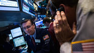 NEW YORK (Reuters) - Stocks fell on Friday on low volume to end their third negative week in four on lingering concern over whether the world's central banks will soon start to trim their stimulus programs.