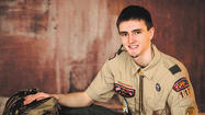 Boy Scout Michael S. Smith of Troop 117 in Clear Spring has been awarded the Eagle Scout rank, the highest in Scouting.