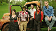 Black Lillies moving forward on the road again