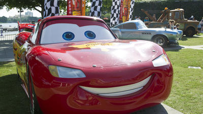 "Fin de semana de ""Cars"" en Downtown Disney"