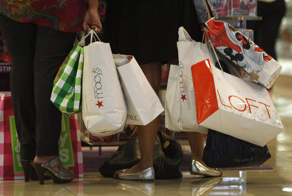 Retail sales improved in May, according to the government.