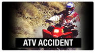 Three people are injured after a head-on ATV crash in Madison Heights Wednesday evening.