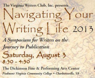 August writing symposium in C'ville geared for writers seeking publication
