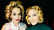 "Singer Rita Ora will be the new face of Madonna and her daughter <span>Lourdes ""Lola"" Ciccone Leon's</span> exclusive-to-Macy's Material Girl line, the brand announced Wednesday."