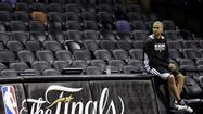 "SAN ANTONIO -- Point guard Tony Parker said he will play tonight, proclaiming three times that ""I'll be ready to go"" for Game 4 of the NBA Finals."