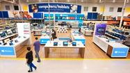 Microsoft will expand its retail reach by opening hundreds of stores inside Best Buy locations across the U.S.
