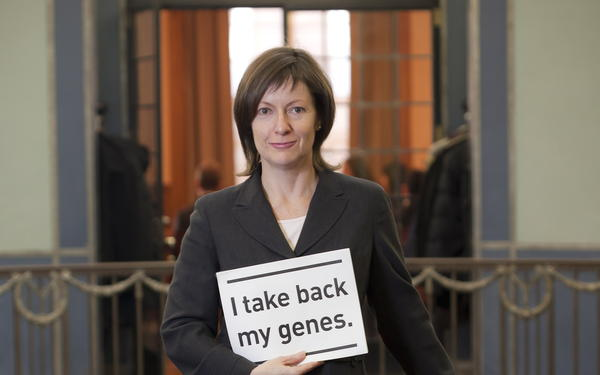 Ellen Matloff, the director of Cancer Genetic Counseling at the Yale Cancer Center.