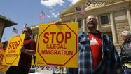 Immigration bill likely to provoke a civil war