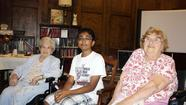 Teen turns to senior citizens for oral history on Great Depression [Lutherville]