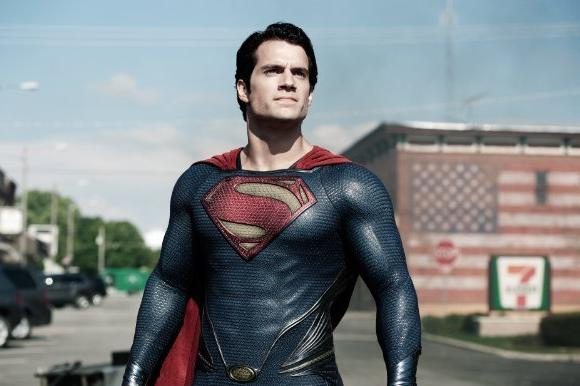 """Man of Steel"" is poised to have a huge opening this weekend, while ""This Is the End"" will also have a strong opening."