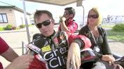 Headline: NASCAR veteran Jason Leffler dies after violent crash
