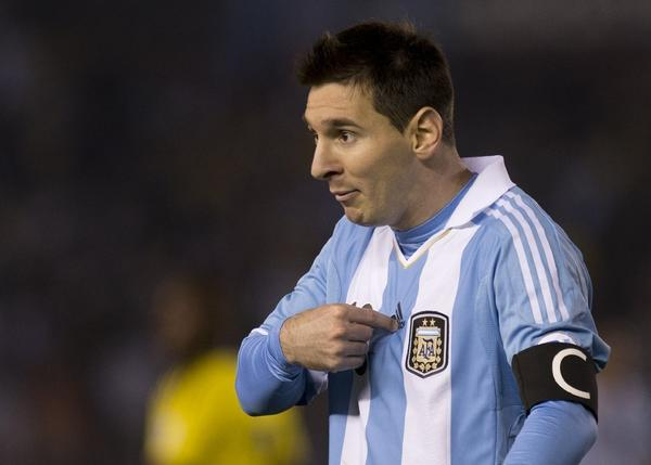 Lionel Messi has been accused of failing to pay his taxes.