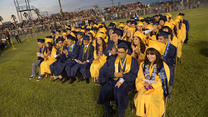 Calipatria graduates have mixed emotions