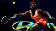 Photos: Elite tennis