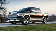 The Chrysler Group is issuing a recall for almost 17,400 2013 Ram 1500, 2500 and 3500 pickup trucks in the U.S. because of a taillight warning malfunction.