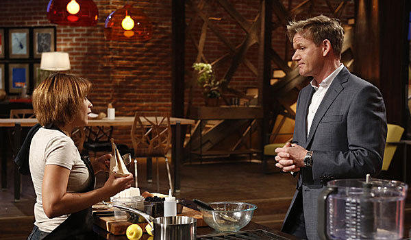 "Although Kathy Prieto was eliminated this week on ""MasterChef,"" she still won over all the judges."