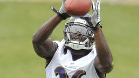 Elam picking things up fast for Ravens
