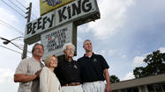 Orlando's Beefy King celebrates its 45th anniversary on Saturday - a mark few restaurants in this town have reached