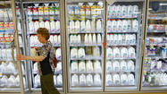 Giant¿s recognized for selling Pennsylvania-produced milk