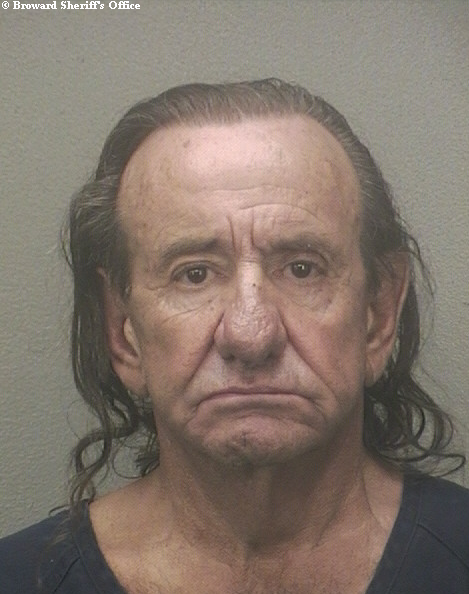 George Malden, 73, is accused of offering a Fort Lauderdale police sergeant a $100,000 bribe after he was arrested in an undercover drug sting.