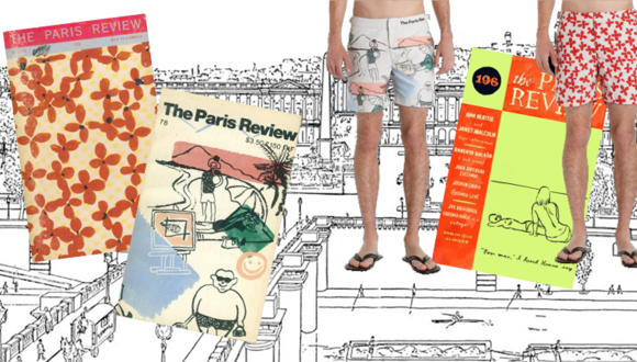 Paris Review fashion