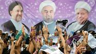 Iran's ruling theocracy was unable to overcome its notorious infighting and unite behind a single candidate in Friday's presidential election, which has suddenly boosted the prospects of the lone moderate in the race and rekindled interest among some who had planned to boycott.