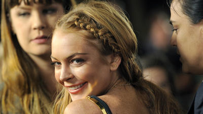 Lindsay Lohan changes rehab facilities — with permission!