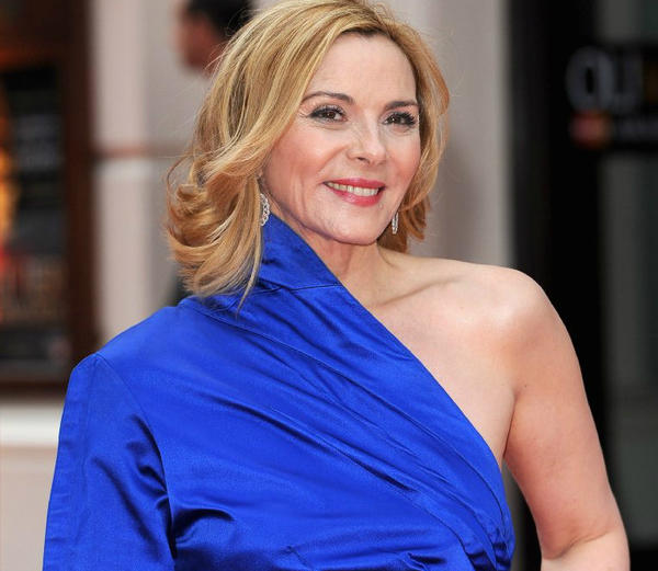 "Kim Cattrall plays washed-up movie star Alexandra Del Lago in ""Sweet Bird of Youth."""