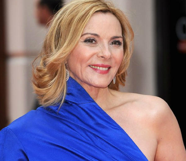 """Kim Cattrall plays washed-up movie star Alexandra Del Lago in """"Sweet Bird of Youth."""""""