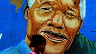 JOHANNESBURG (Reuters) - Former South African President and anti-apartheid leader Nelson Mandela continues to recover from a lung infection but his condition remains serious, the South African government said on Thursday.