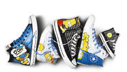Converse X 'The Simpsons' Sneaker Collection