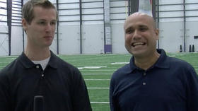 Right Back @ You: Vensel and Zrebiec talk Ravens