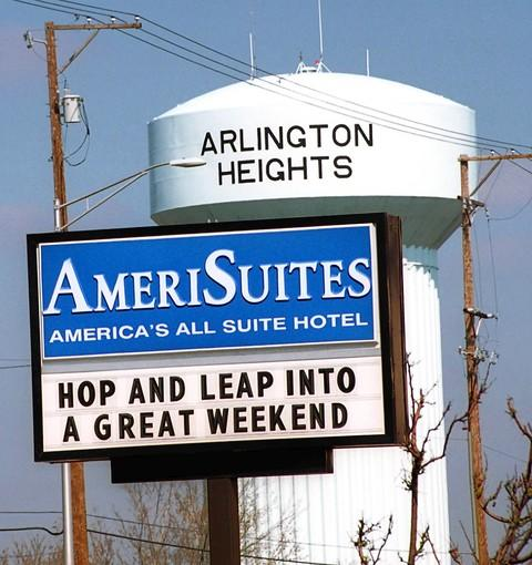Arlington Heights has decided to join a lawsuit against online companies over room sales taxes.