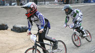 Coral Shreve held her breath as her 10-year-old son Ethan lost control of his bike and thudded down onto the track's dirt surface during a practice run in early March at the Chesapeake BMX track in Severn.