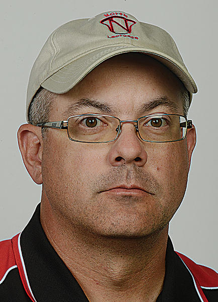 North Hagerstown boys lacrosse coach Hammond Urner is the 2013 Herald-Mail Washington County Lacrosse Coach of the Year.