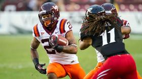 Virginia Tech's Michael Holmes found guilty of assault and battery