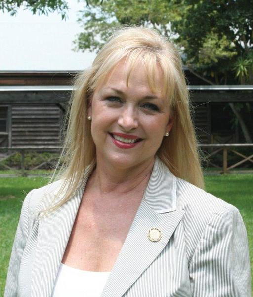Susan Starkey has... -Susan D. Starkey, President, Broward Leaguestarkey town